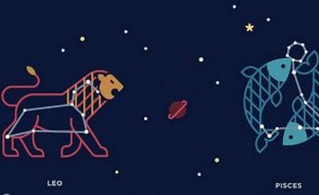 Совместимость знаков Зодиака Рыбы и Лев