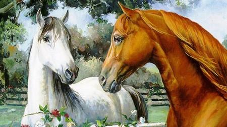 Китайский гороскоп — совместимость Лошадь