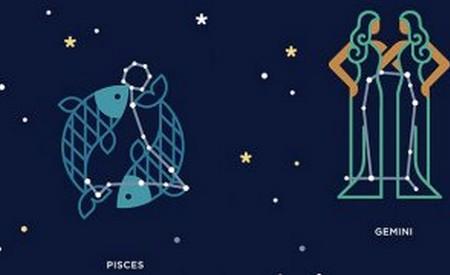 Совместимость знаков Зодиака Рыбы и Близнецы