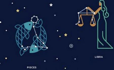 Совместимость знаков Зодиака Рыбы и Весы