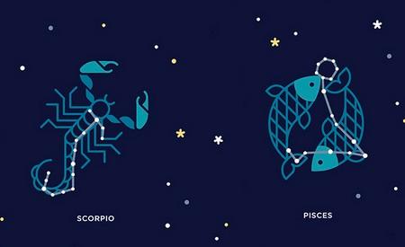 Совместимость знаков Зодиака Рыбы и Скорпион