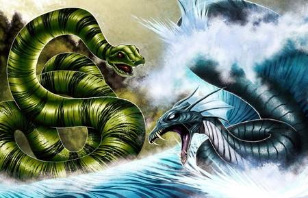 Китайский гороскоп — совместимость Змея